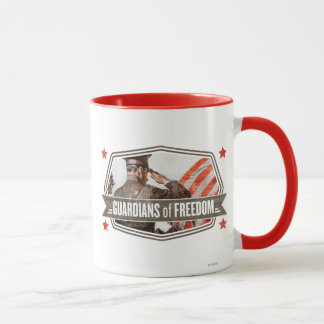 Solider-Wächter der Freiheit Tasse
