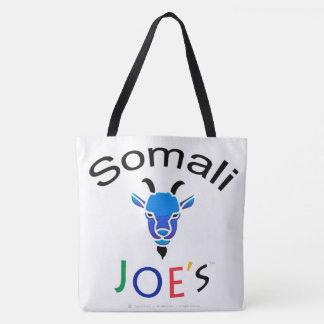 Somalischen Joes der blauen die Taschen-Tasche Tasche