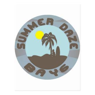 Sommer-Benommenheit 2 Postkarte
