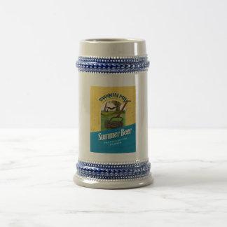 Sommer-Bier-Fleck Bierglas