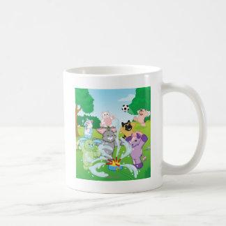 Sommer-Empfindungs-Sprenger Kaffeetasse
