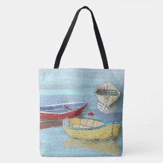 Sommer-Morgen-Boots-Erholungs-Taschen-Tasche