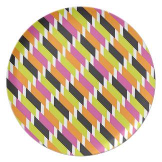 Sommer-Stau-Platte Teller
