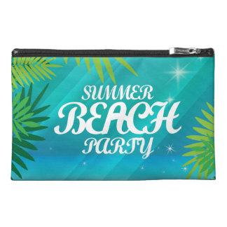 Sommer-Strand-Party Reisekulturtasche