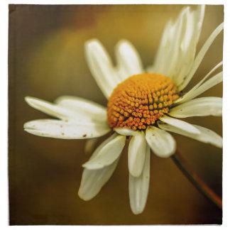 Sommerzeit-Gänseblümchen Serviette