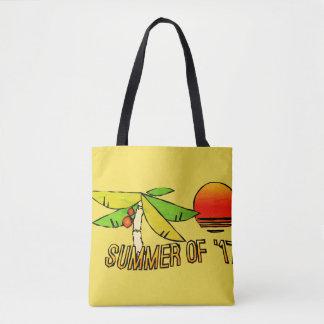 Sommerzeit-Schwingungen - perfekter Tasche