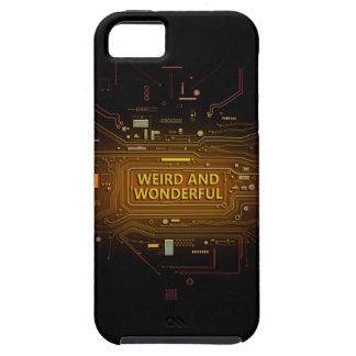 Sonderbar und wunderbar iPhone 5 schutzhülle