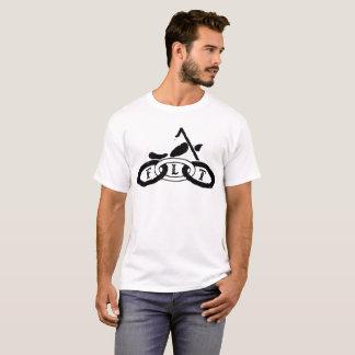 sonderbare Mitmotorrad-Verbindungen T-Shirt