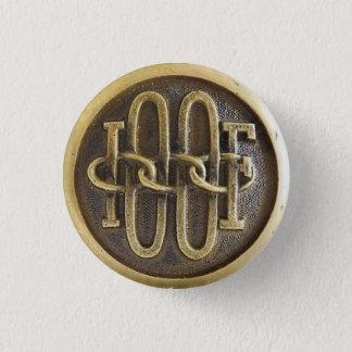 Sonderbare Mittürknauf-Knopf Runder Button 2,5 Cm