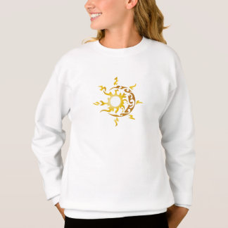 Sonne und Mond Sweatshirt