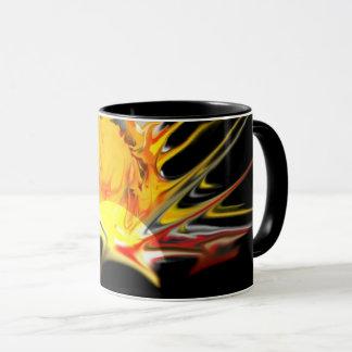 Sonneexplosion Tasse