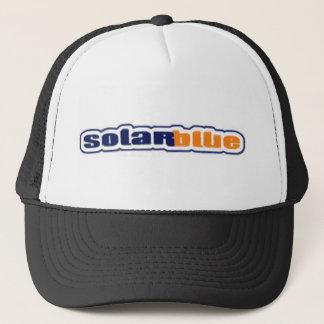 Sonnen Mütze Blue