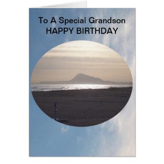 Sonnenaufgang-Enkel-Geburtstag Karte