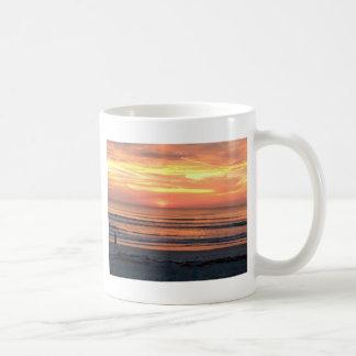 Sonnenaufgang in Daytona Beach, FL Kaffeetasse
