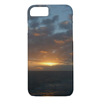 Sonnenaufgang Ozean-Meerblick-Fotografie an der iPhone 8/7 Hülle