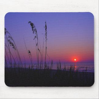 Sonnenaufgang-Ozean Mousepad Myrtle Beach South Ca