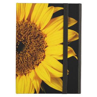 Sonnenblume auf Schwarzem - kundengebundene