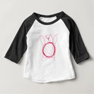 Sonnenblume-Bärn-Baby-amerikanischer KleiderT - Baby T-shirt