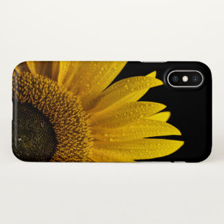 Sonnenblume iPhone X Fall iPhone X Hülle