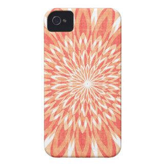Sonnenblume KUNST-GESCHENKE GoodLUCK Charme-CHAKRA Case-Mate iPhone 4 Hülle
