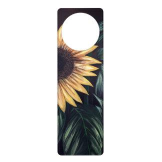 Sonnenblume-Leben Türanhänger