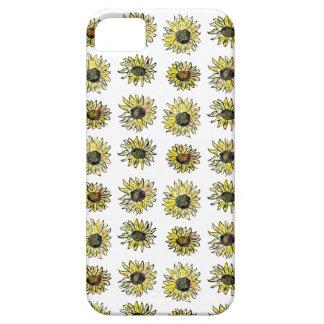 Sonnenblume-Muster Hülle Fürs iPhone 5