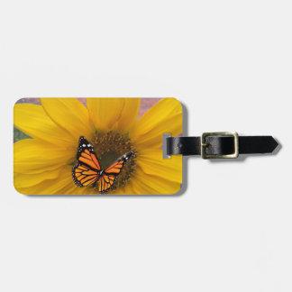 Sonnenblume-Sommer Kofferanhänger