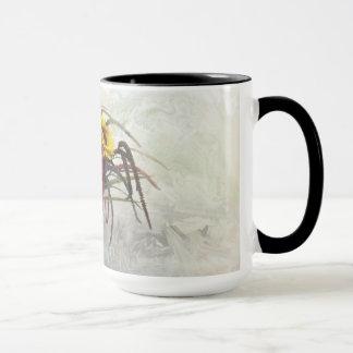 Sonnenblume-Tabellen-Kaffee-Tasse Tasse