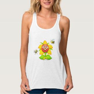 Sonnenblume Tank Top