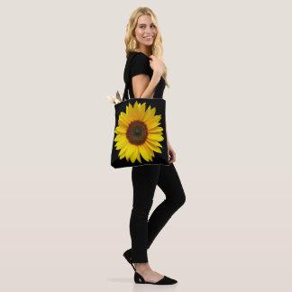Sonnenblume-Taschen-Tasche ganz über Druck Tasche