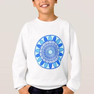SONNENBLUME Vermögen glückliche Chakra Mandala Sweatshirt