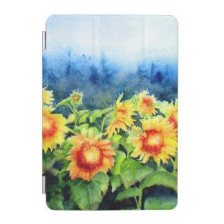 Sonnenblumefelder iPad Mini Hülle