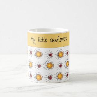 Sonnenblumen Tasse