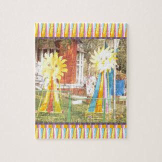 Sonnenblumesonnenscheindekorations-Festivals