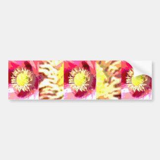 Sonnenblumesun-Blume Autoaufkleber
