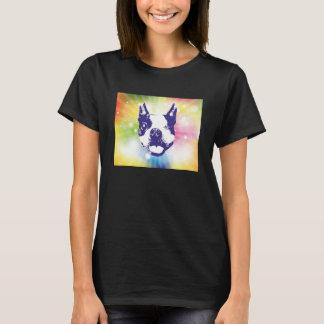 Sonnendurchbruch Bostons Terrier T-Shirt