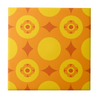 Sonnendurchbruch-wiederholbares Kreis-Muster Keramikfliese