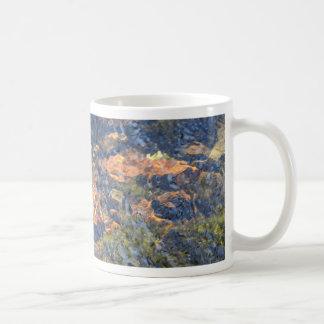 Sonnenlicht im Wasser Kaffeetasse