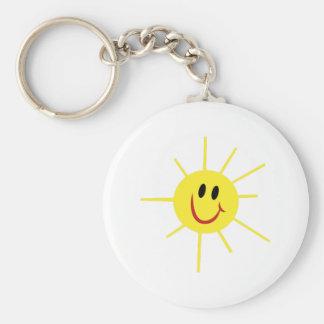 Sonnenschein Schlüsselanhänger