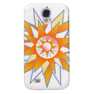 Sonnenschein-Stern Galaxy S4 Hülle