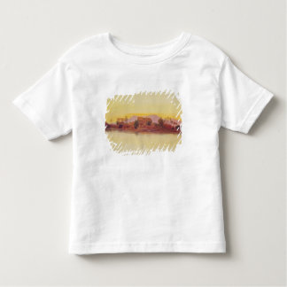 Sonnenuntergang, 1861 (Platte) Kleinkinder T-shirt
