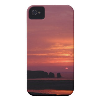 Sonnenuntergang 3 iPhone 4 cover