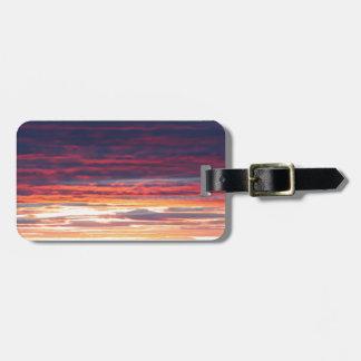 Sonnenuntergang am Grand Canyon Gepäckanhänger