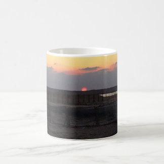 Sonnenuntergang Kaffee-u. Reise-Tassen Kaffeetasse