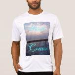 Sonnenuntergang-Kreuzfahrt-Sonnenaufgang-T - Shirt