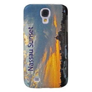 Sonnenuntergang, Nassau Bahamas Galaxy S4 Hülle
