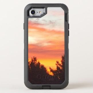 Sonnenuntergang OtterBox Defender iPhone 7 Hülle
