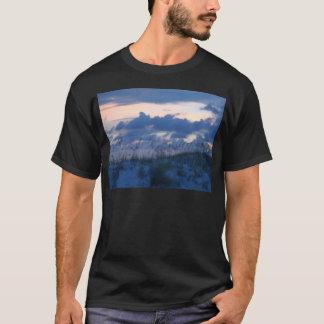 Sonnenuntergang-Strand T-Shirt
