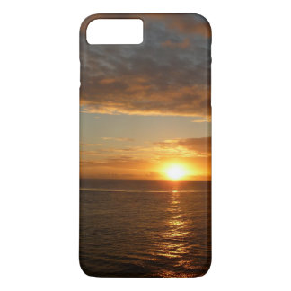 Sonnenuntergang tropischen Meerblick am Meerii iPhone 8 Plus/7 Plus Hülle