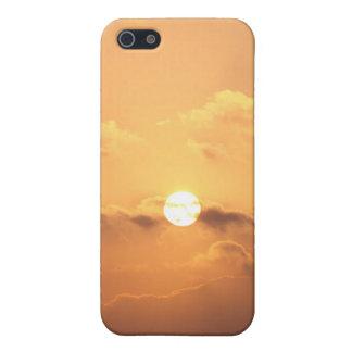 Sonnenuntergang über dem Ozean Etui Fürs iPhone 5